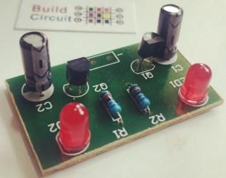 Step 4 Solder 2pcs capacitors (2)