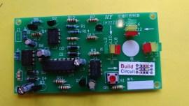 DIY KIT 47- NE555 based Traffic Signal Light Simulator