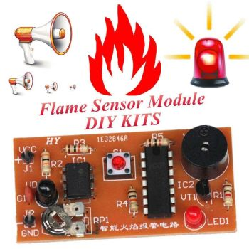 DIY KIT 48- Flame sensor