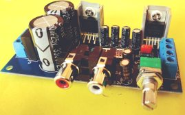 DIY KIT 62- TDA2030A Audio Power Amplifier DIY Kit Components OCL 18W x 2 BTL 36W