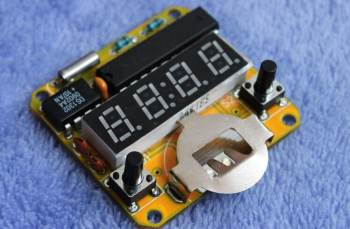 DIY KIT 58- Wrist Watch DIY kit