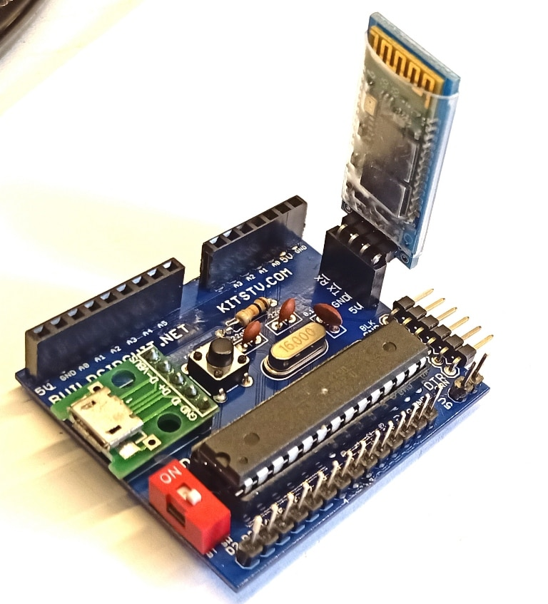 Tester Module with Bluetooth Module