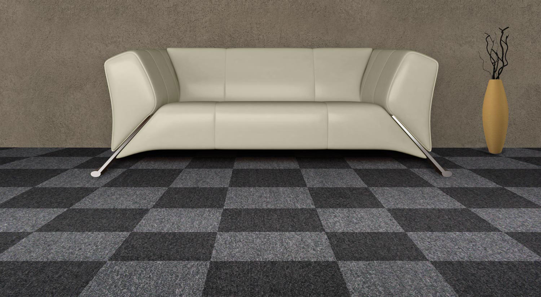 carpet tiles vs. broadloom carpet