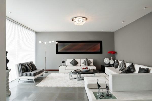 gray porcelain tile living room Is Porcelain & Ceramic Tile Right For Me?