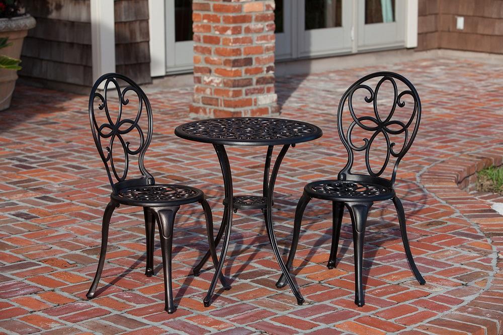 choose cast aluminum patio furniture