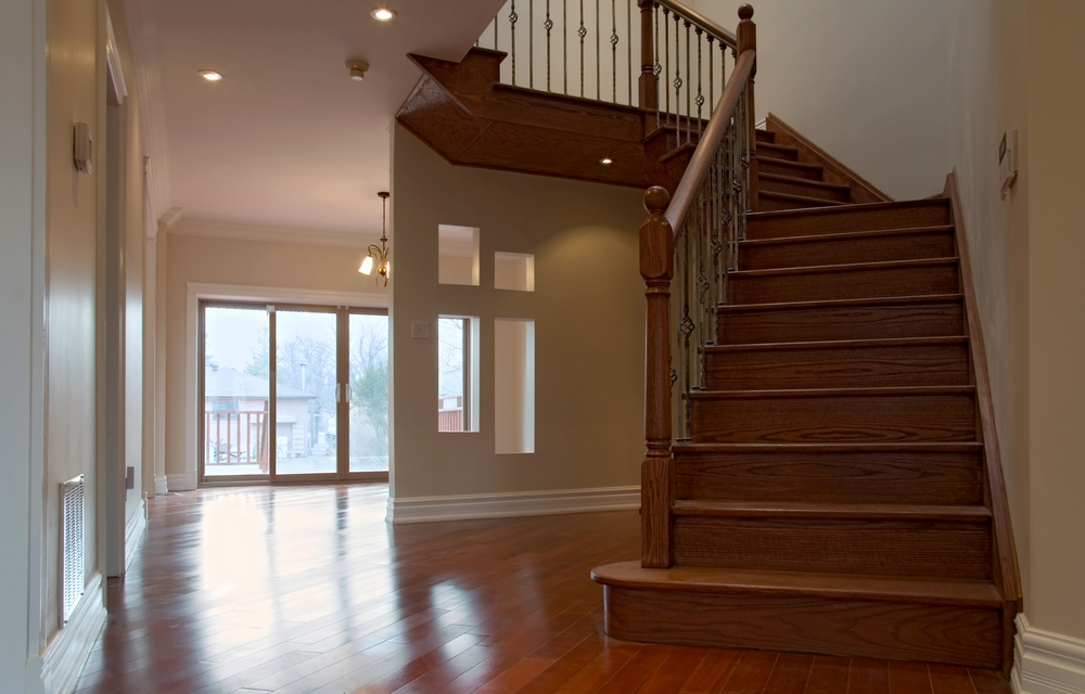 Installing Hardwood On Stairs A Step By Step Guidelearning Center | Converting Carpeted Stairs To Wood | Stair Tread | Staircase Makeover | Laminate Flooring | Wood Flooring | Risers