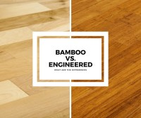 Bamboo Hardwood Flooring Vs Laminate | Home Plan