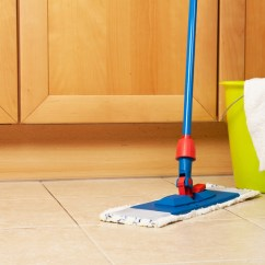 Cleaning Kitchen Floors White Round Table And Chairs How To Clean Mop Ceramic Tile Floor