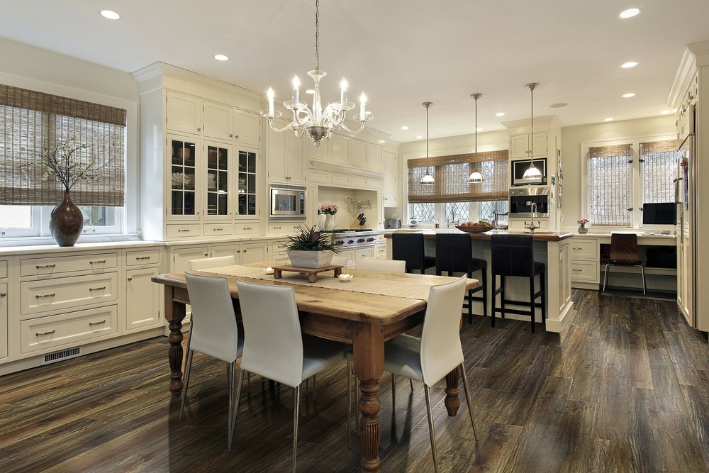 pros and cons of installing laminate in
