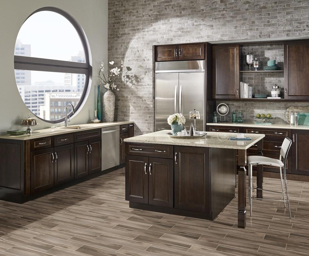 ceramic kitchen tile flooring the pros