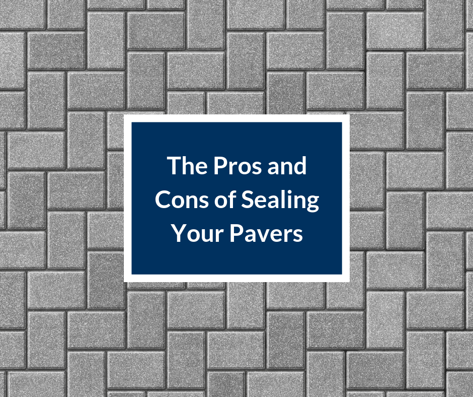 the pros and cons of sealing your