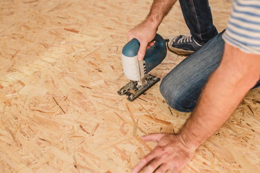 subfloor for luxury vinyl flooring