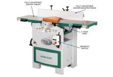 mesin jointer