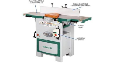 mesin jointer