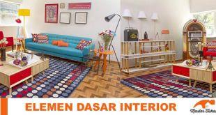 elemen dasar interior