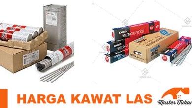 Photo of Harga Kawat Las 2019 dan Elektroda Las 2019 Berbagai Ukuran