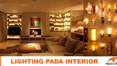 Photo of Pencahayaan Interior, Tata Lighting Pada Interior