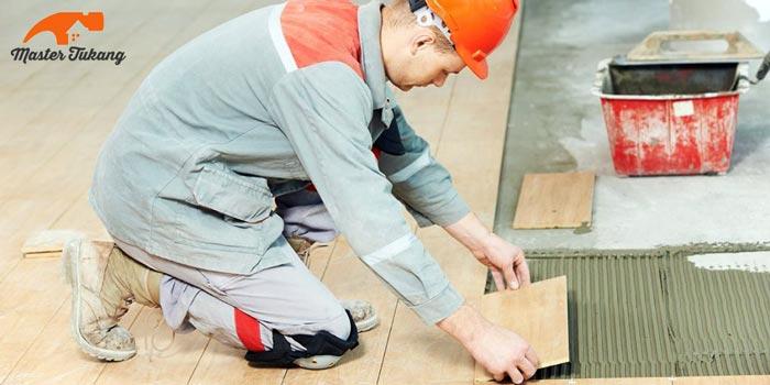 cara menghitung jumlah kebutuhan lantai keramik