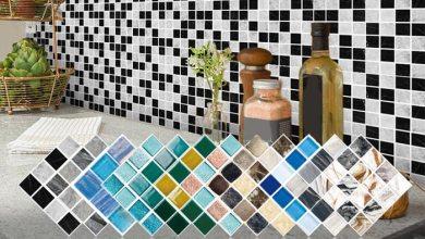 mozaik dinding