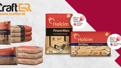 Photo of Holcim Powermax dan Holcim Wallmax Solusi Efisiensi Bangunan
