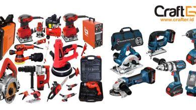 panduan membeli power tools alat teknik