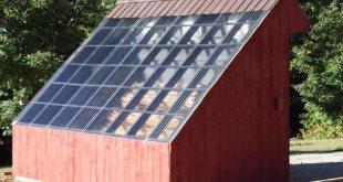 oven kayu tenaga matahari