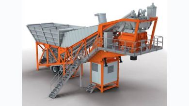 batching plant beton mobile