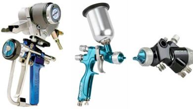 Photo of Spray Gun HVLP, LVLP, LVMP, dan Spray Gun Tradisional Apa Bedanya?