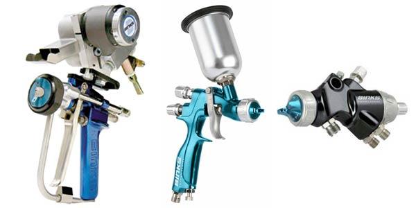 spray gun hvlp