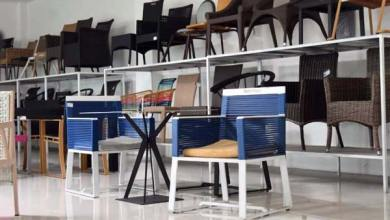 furniture aluminium alcomex indo