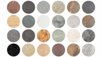 Batu alam banyak digunakan untuk konstruksi