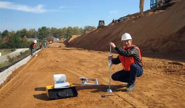 Uji Tanah Konstruksi jalan raya