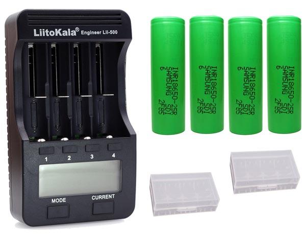 alat tes kapasitas baterai