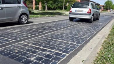 Photo of Panel surya untuk konstruksi jalan raya. Solusi listrik murah masa depan