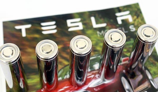 Baterai tesla