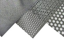 harga perforated metal sheet