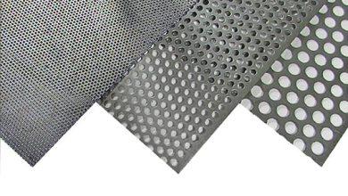 Photo of Harga Perforated Metal Sheet, Lembaran Plat Besi Berlubang