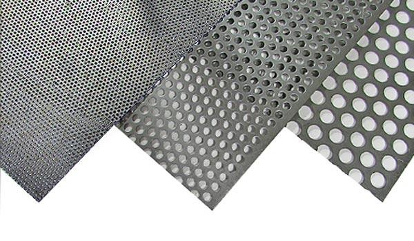 harga perforated metal sheet