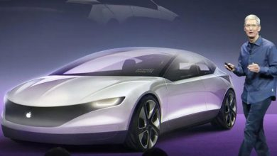 apple car mobil listrik