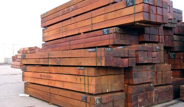 harga eksport kayu merbau