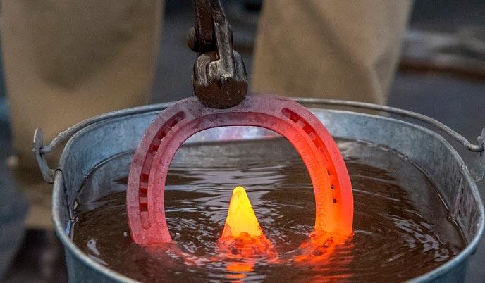 quenching logam