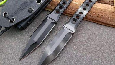baja a2 untuk pisau