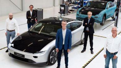 mobil listrik tenaga surya lightyear