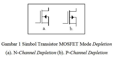 mosfet-mode-depletion