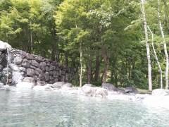 アルザ尾瀬の森の露天風呂