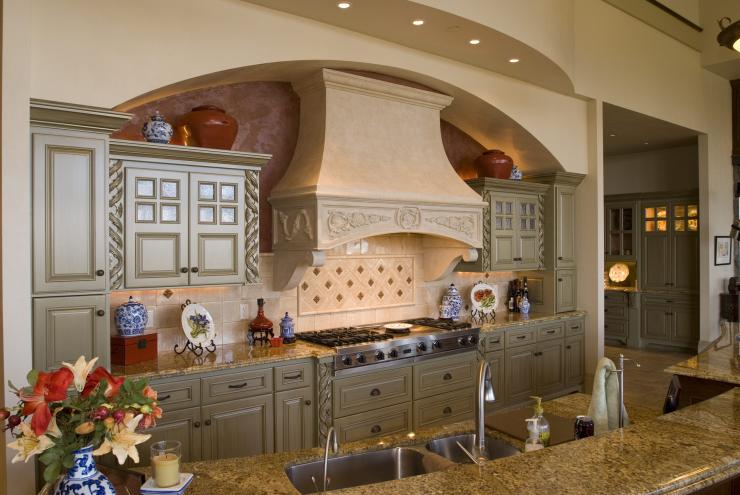 Really Great Kitchens  Steven W Johnson Construction Inc