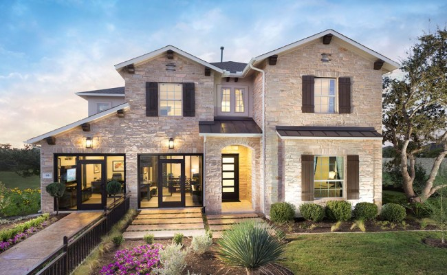 Dripping Springs New Home Communities Builder Boost Austin