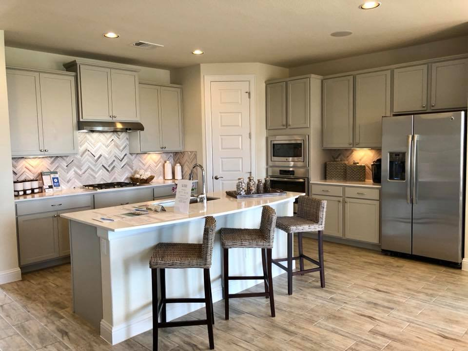 MISSION Siena with Brohn Homes  Builder Boost Austin