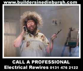 Electricians In Edinburgh Local Edinburgh Electricians
