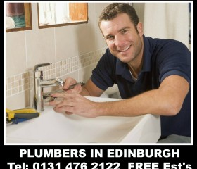 Painters , Tilers & Plumbers In Edinburgh